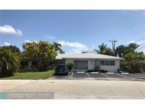 Property for sale at 5951 NE 18 Ave, Fort Lauderdale,  Florida 33334