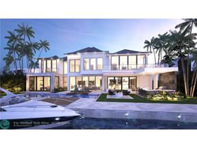 Property for sale at 70 Isla Bahia Dr, Fort Lauderdale,  Florida 33316