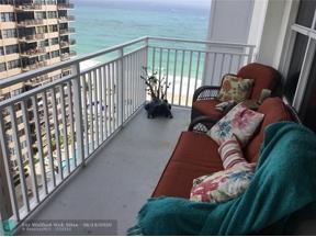 Property for sale at 3750 Galt Ocean Dr Unit: 1208, Fort Lauderdale,  Florida 33308