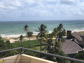 Property for sale at 2000 S Ocean Blvd Unit: 6L, Lauderdale By The Sea,  Florida 33062