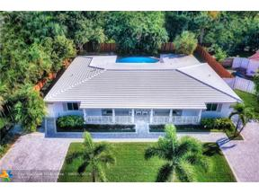 Property for sale at 2516-2518 NE 12th St, Fort Lauderdale,  Florida 33304