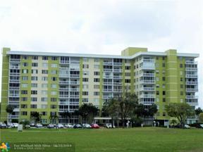 Property for sale at 4400 Hillcrest Dr Unit: 310B, Hollywood,  Florida 33021