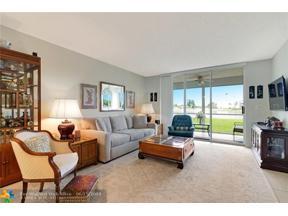 Property for sale at 9575 Weldon Cir Unit: C113, Tamarac,  Florida 33321