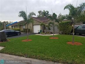 Property for sale at 1225 NW 89th Dr, Coral Springs,  Florida 33071