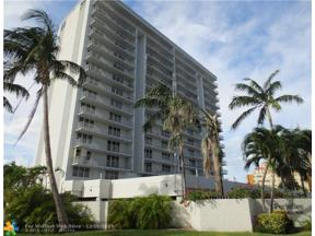 Property for sale at 77 S Birch Rd Unit: 10D, Fort Lauderdale,  Florida 33316