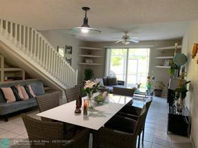 Property for sale at 1468 Veracruz Ln Unit: 1468, Weston,  Florida 33327
