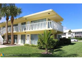Property for sale at 2755 NE 28th Ave Unit: C1, Lighthouse Point,  Florida 33064