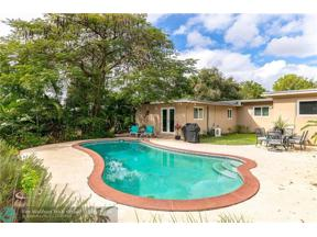 Property for sale at 4044 SW 8th St, Plantation,  Florida 33317
