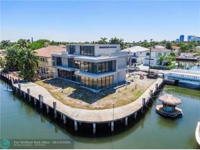 Property for sale at 310 Coconut Isle Drive, Fort Lauderdale,  Florida 33301