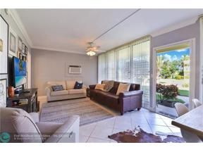 Property for sale at 2755 NE 28th Ave Unit: A-4, Lighthouse Point,  Florida 33064
