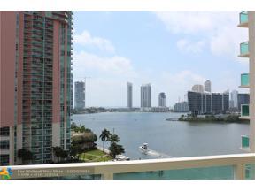 Property for sale at 3340 NE 190th St Unit: 1009, Aventura,  Florida 33180