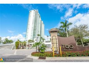 Property for sale at 2641 N Flamingo Road Unit: 2508 N, Sunrise,  Florida 33323