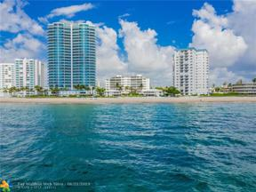 Property for sale at 1530 S Ocean Blvd Unit: 401, Lauderdale By The Sea,  Florida 33062