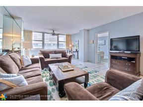 Property for sale at 4040 Galt Ocean Dr Unit: 819, Fort Lauderdale,  Florida 33308
