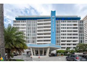 Property for sale at 4040 Galt Ocean Dr Unit: 819, Fort Lauderdale,  Florida 33308