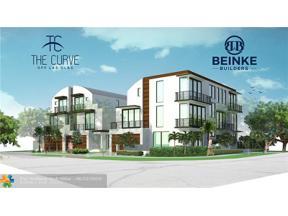Property for sale at 1619 NE 1st Street Unit: 1619, Fort Lauderdale,  Florida 33301