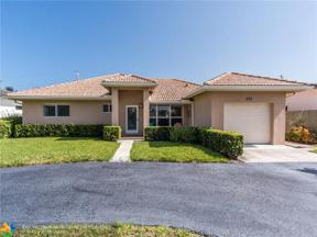 Property for sale at 262 Algiers Ave, Lauderdale By The Sea,  Florida 33308