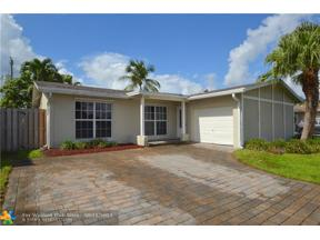 Property for sale at 11350 NW 38 Pl, Sunrise,  Florida 33323