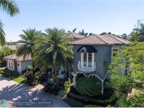 Property for sale at 11740 SW 1st Ct, Plantation,  Florida 33325