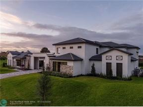Property for sale at 10941 Northstar St, Davie,  Florida 33324
