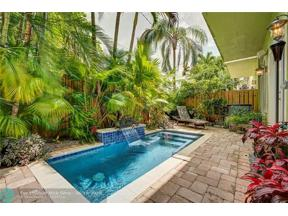 Property for sale at 2626 NE 9th Ave Unit: #1, Wilton Manors,  Florida 33334
