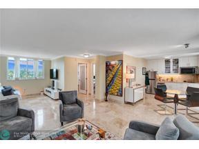 Property for sale at 2400 Ne 9th St Unit: 402, Fort Lauderdale,  Florida 33304