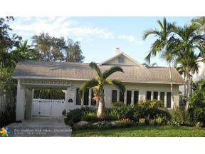Property for sale at 1647 NE 3rd Ct, Fort Lauderdale,  Florida 33301