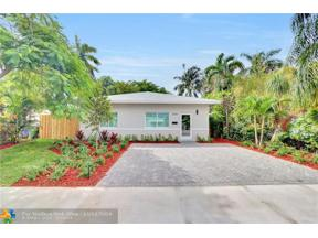 Property for sale at Fort Lauderdale,  Florida 33315