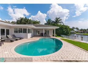 Property for sale at 5250 NE 28th Ave, Fort Lauderdale,  Florida 33308