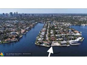 Property for sale at 600 5th Key Dr, Fort Lauderdale,  Florida 33304