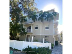 Property for sale at 2685 NE 9th Ave Unit: 1, Wilton Manors,  Florida 33334