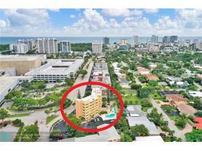 Property for sale at 2400 NE 9th St Unit: 403, Fort Lauderdale,  Florida 33304