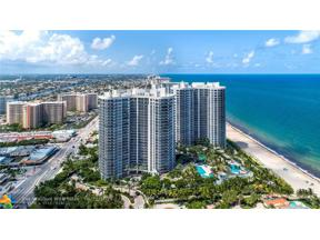 Property for sale at 3200 N Ocean Blvd Unit: 2403, Fort Lauderdale,  Florida 33308