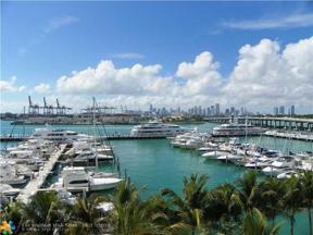 Property for sale at 400 Alton Rd Unit: 501, Miami Beach,  Florida 33139