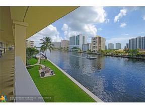 Property for sale at 2895 NE 32nd St Unit: 301, Fort Lauderdale,  Florida 33306