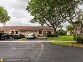 Property for sale at 16600 Greens Edge Cir Unit: 81, Weston,  Florida 33326