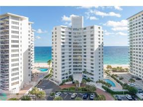Property for sale at 3600 Galt Ocean Dr Unit: 6C, Fort Lauderdale,  Florida 33308
