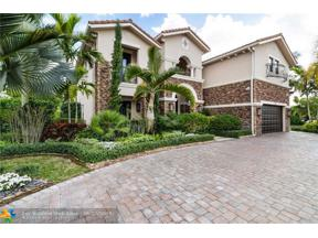 Property for sale at 7976 Canopy Ter, Parkland,  Florida 33076