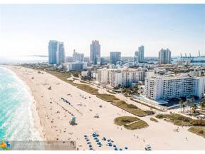 Property for sale at 465 Ocean Dr Unit: 416-17, Miami Beach,  Florida 33139