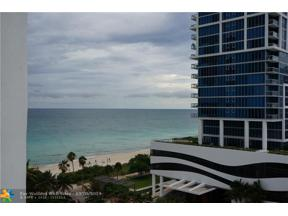 Property for sale at 6917 Collins Ave Unit: 1226, Miami,  Florida 33141