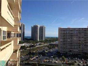Property for sale at 3300 NE 36th St Unit: 1519, Fort Lauderdale,  Florida 33308