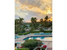 Property for sale at 16400 Collins Ave Unit: 545, Sunny Isles Beach,  Florida 33160