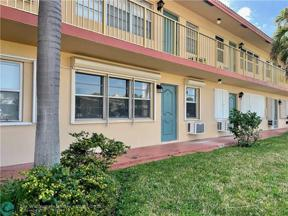 Property for sale at 3212 NE 8th Ct Unit: 14, Pompano Beach,  Florida 33062
