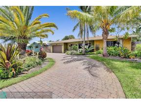 Property for sale at 5260 NE 18th Ter, Fort Lauderdale,  Florida 33308