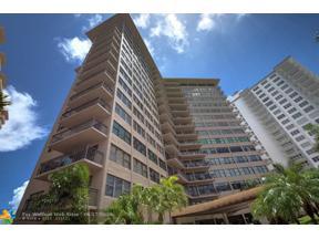 Property for sale at 3800 Galt Ocean Dr Unit: 614, Fort Lauderdale,  Florida 33308