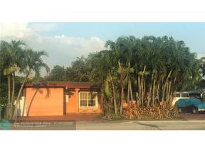 Property for sale at 16901 NW 47 Avenue, Miami Gardens,  Florida 33055