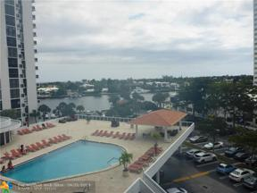 Property for sale at 20505 E Country Club Dr Unit: 637, Miami,  Florida 33180