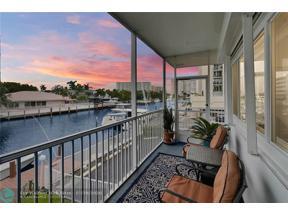 Property for sale at 2841 NE 33rd Ct Unit: 206, Fort Lauderdale,  Florida 33306