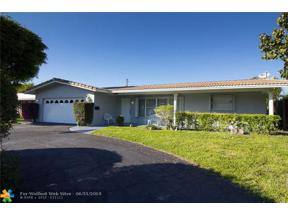 Property for sale at 1941 NE 54th St, Fort Lauderdale,  Florida 33308
