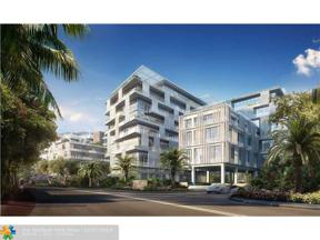 Property for sale at 4701 N Meridian Unit: 502, Miami Beach,  Florida 33140